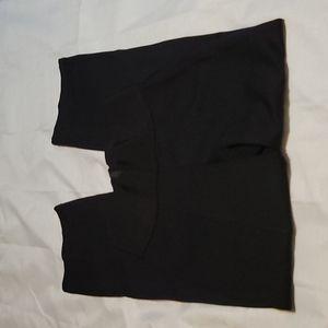 Nygard slims black straight leggings